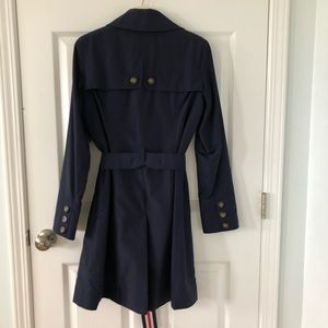 Tommy Hilfiger Jackets & Coats - NWOT Tommy Hilfiger Trench Coat - Navy, Sz Medium